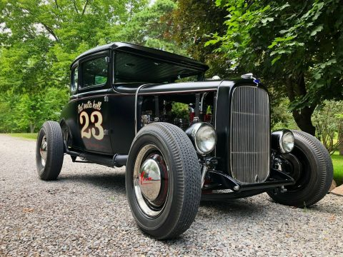 classic 1930 Ford Model A custom for sale