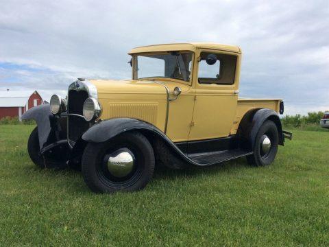 flathead 1931 Ford Pickup custom for sale