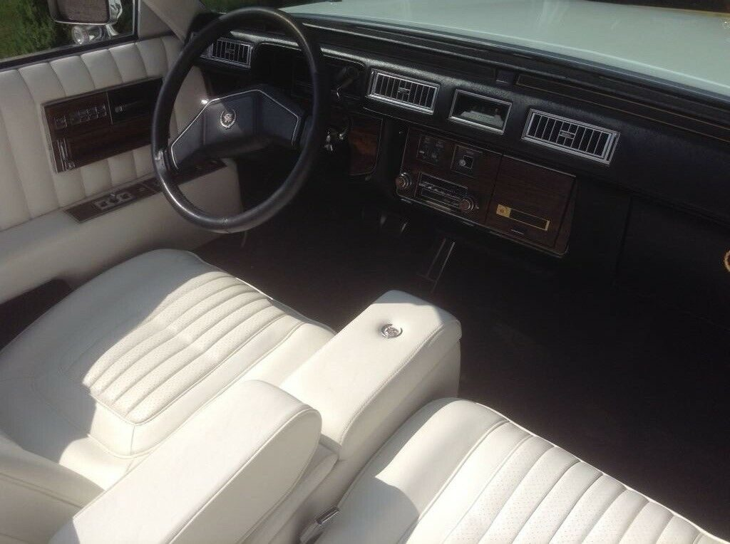 rare 1978 Cadillac Seville Milan convertible custom
