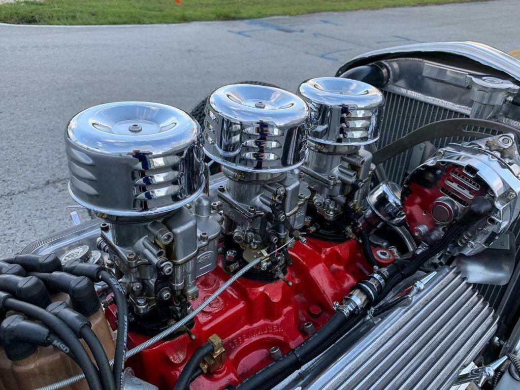restored 1927 Ford Model T custom