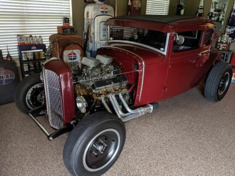 very nice 1930 Ford Model A Custom for sale