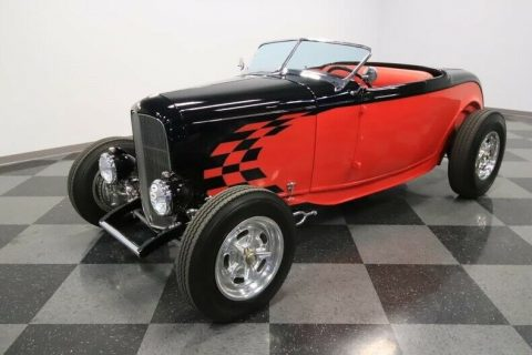 awesome 1932 Ford Roadster custom for sale