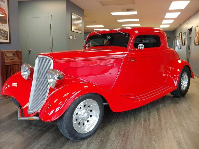 awesome 1933 Ford Model 40 custom
