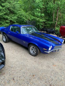 crate engine 1971 Chevrolet Camaro custom for sale