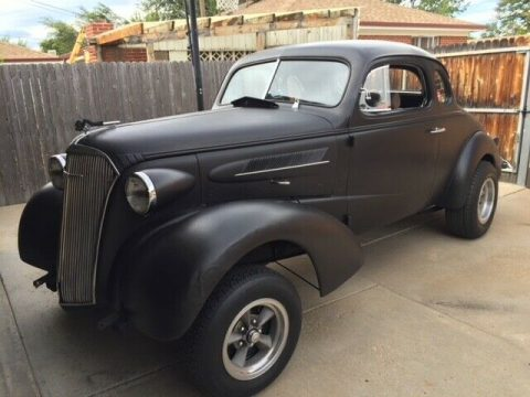 gasser 1937 Chevrolet custom for sale