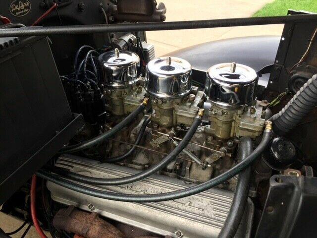 gasser 1937 Chevrolet custom