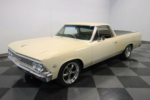 low miles 1966 Chevrolet El Camino custom for sale