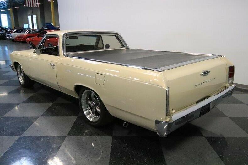 low miles 1966 Chevrolet El Camino custom