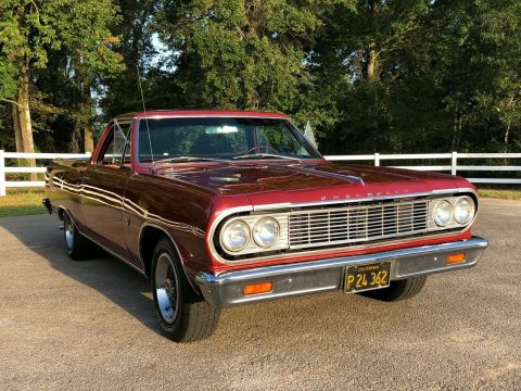 modified 1964 Chevrolet El Camino custom for sale