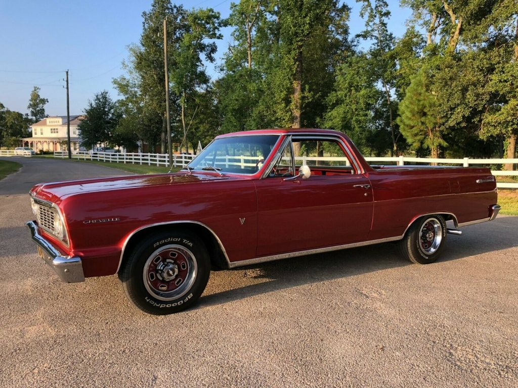 modified 1964 Chevrolet El Camino custom