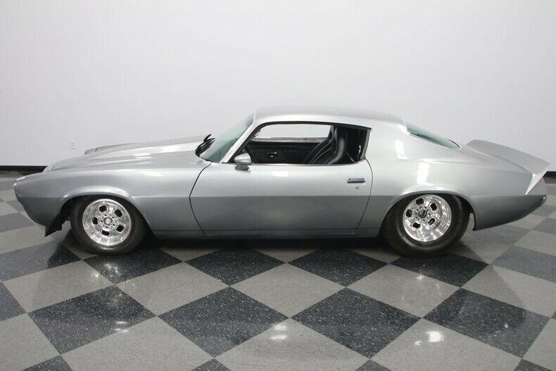 modified badass 1975 Chevrolet Camaro Prostreet custom