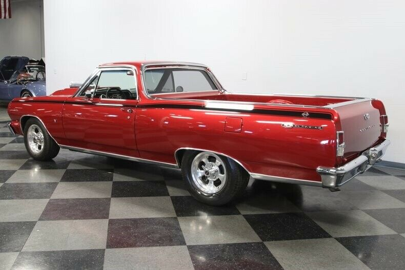 Restomod 1964 Chevrolet El Camino custom