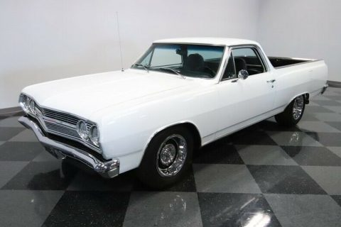 Restomod 1965 Chevrolet El Camino custom for sale
