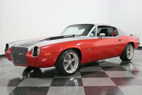 Restomod 1974 Chevrolet Camaro Z/28 custom for sale