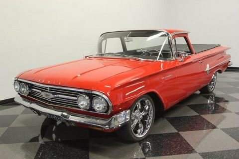 very nice 1960 Chevrolet El Camino custom for sale