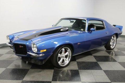 very nice 1971 Chevrolet Camaro Z/28 Tribute custom for sale