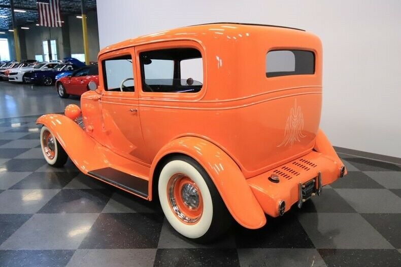 well built 1932 Chevrolet Confederate custom