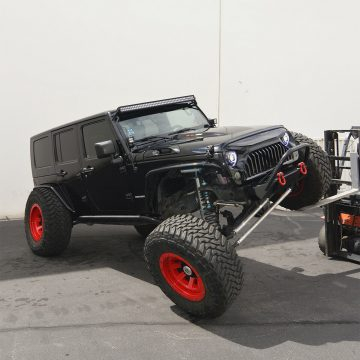 well modified 2010 Jeep Wrangler Rubicon Unlimited custom for sale