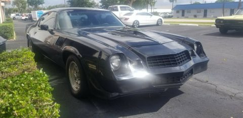 383 stroker 1979 Chevrolet Camaro Z/28 custom for sale