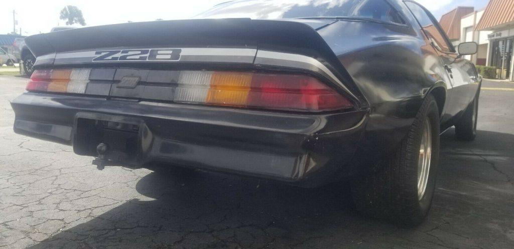 383 stroker 1979 Chevrolet Camaro Z/28 custom