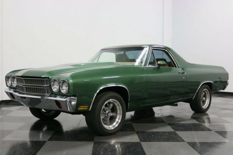 built-up engine 1970 Chevrolet El Camino SS Tribute custom for sale