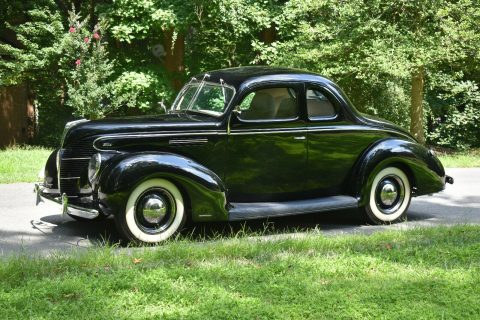 crate engine 1939 Ford Standard Coupe custom for sale