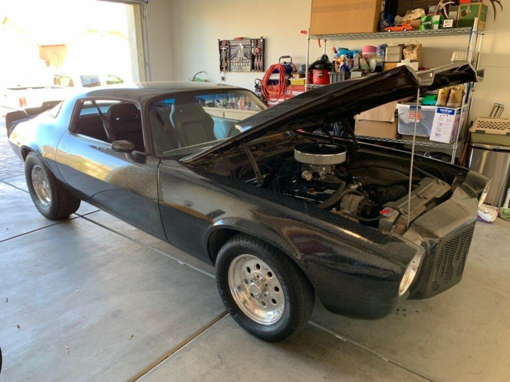 lots of extras 1977 Chevrolet Camaro custom