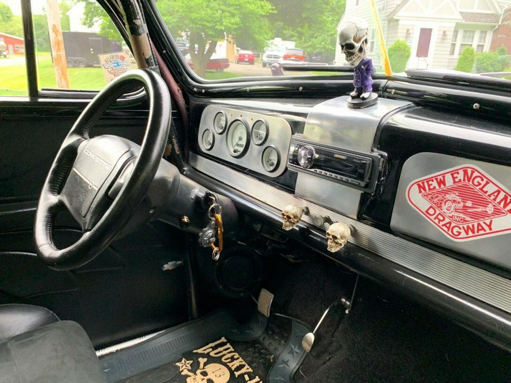 mint 1938 Chevrolet Master Deluxe Chrome custom