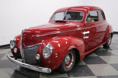 mint 1940 Mercury Coupe custom for sale