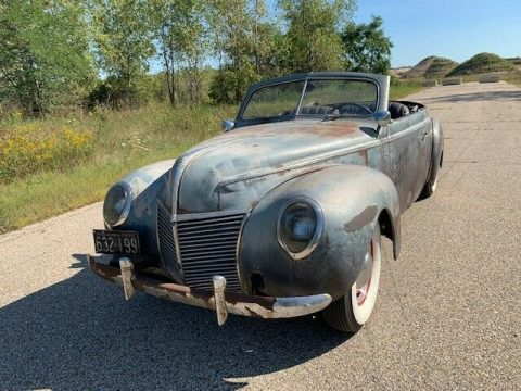 modified project 1939 Mercury custom for sale