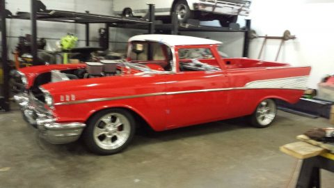 one of a kind 1957 Chevrolet El Camino custom for sale