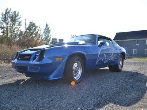 pro street 1979 Chevrolet Camaro Z28 custom for sale