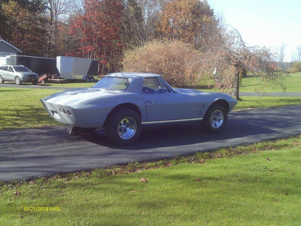 project 1964 Chevrolet Corvette custom