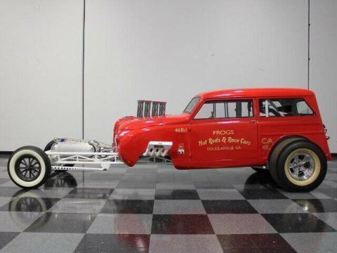unique 1948 Crosley custom for sale