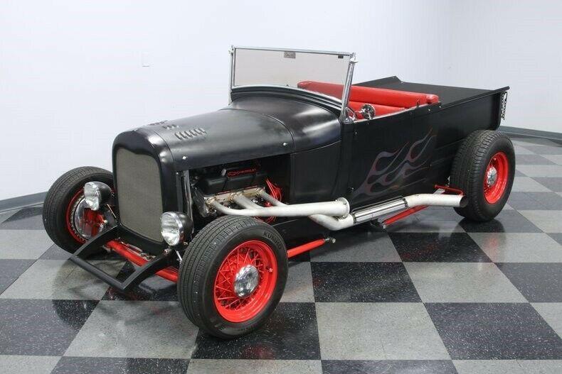beautiful 1926 Chevrolet Roadster Pickup custom