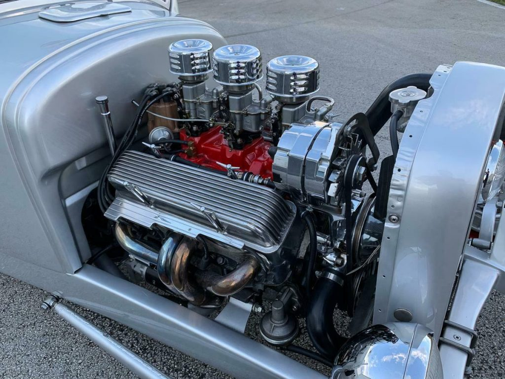 clean 1927 Ford Model T custom