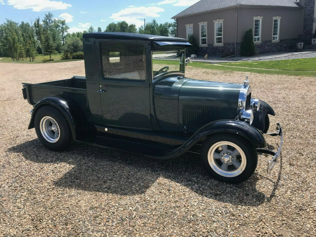low miles 1929 Ford Model A custom