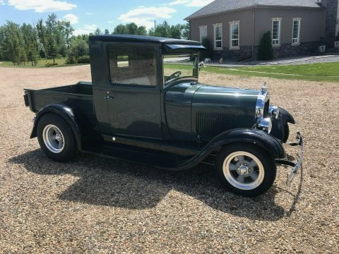 low miles 1929 Ford Model A custom for sale