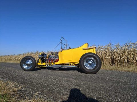 new tires 1923 Ford Model T custom for sale
