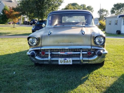 racer 1957 Chevrolet Bel Air/150/210 Sedan Delivery custom for sale