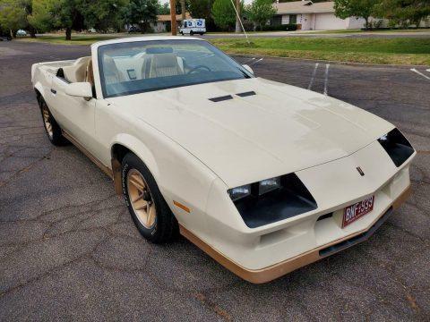 rare 1983 Chevrolet Camaro Z28 Autoform Speedster custom for sale