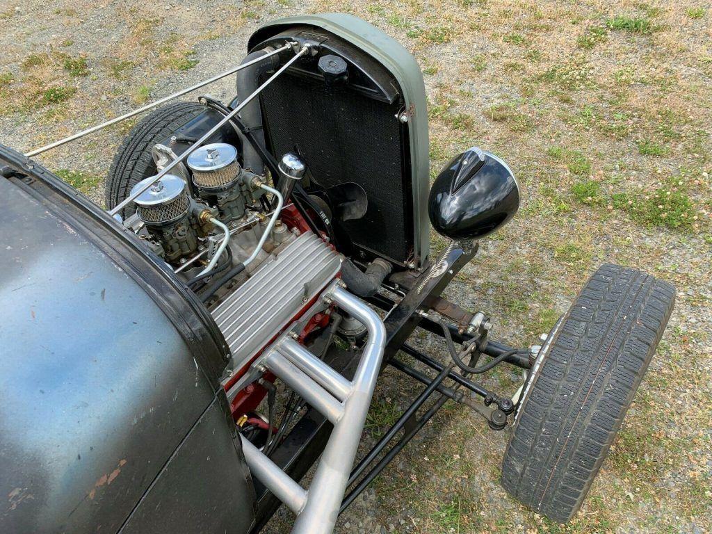 solid 1929 Ford Model A custom