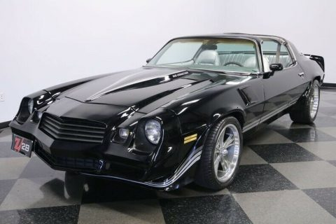 upgraded 1980 Chevrolet Camaro Z/28 custom for sale
