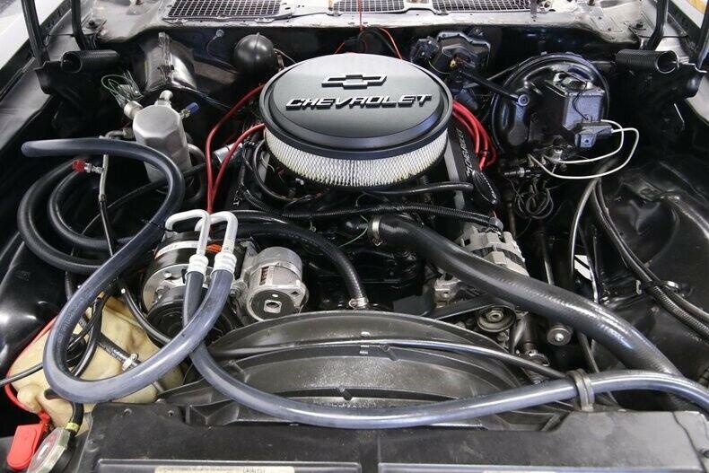 upgraded 1980 Chevrolet Camaro Z/28 custom