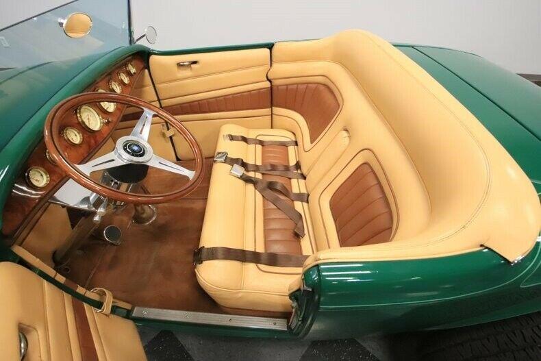 383 stroker 1932 Ford Roadster custom