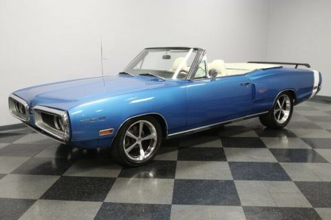 HEMI Restomod 1970 Dodge Coronet Convertible custom for sale