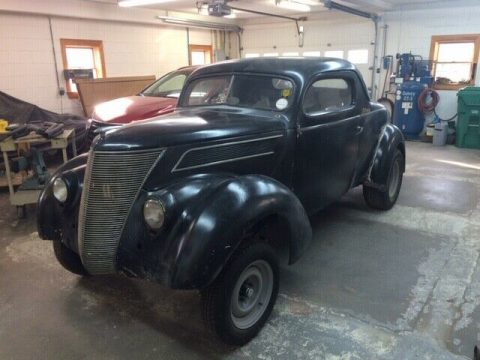 racer project 1937 Ford Standard custom for sale