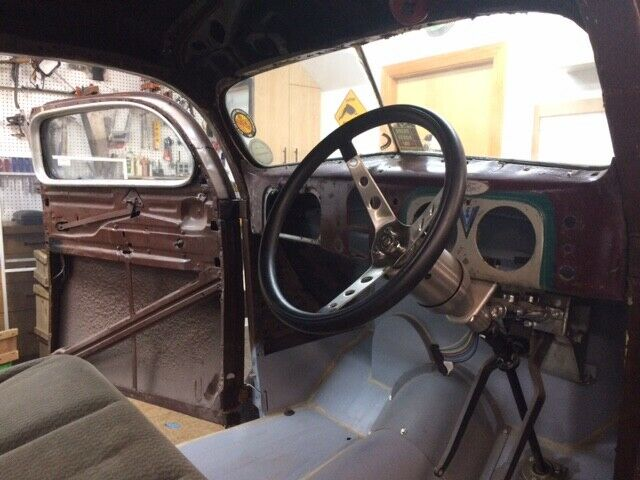 racer project 1937 Ford Standard custom
