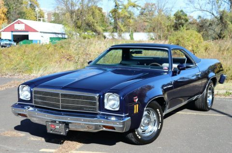 vintage 1974 Chevrolet El Camino mild custom for sale