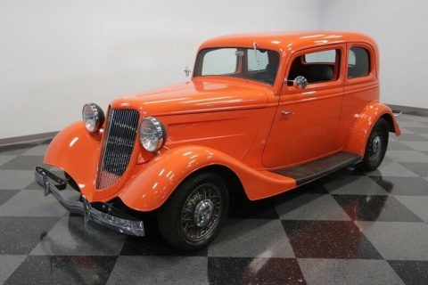 awesome 1933 Ford 5 Window Vicky custom for sale